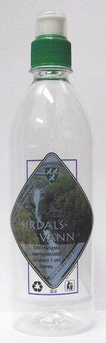Sirdalsvann - på flaske